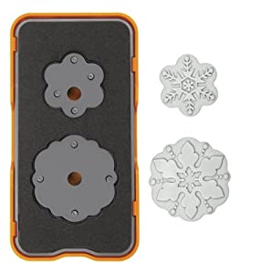 Fiskars 102420-1001 Die Cut Design Set, Mini, Petunia