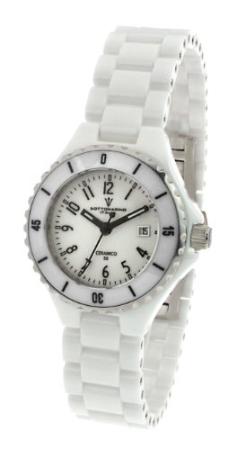 Ladies white ceramic watch by sottomarino sm70009 d buy for Sottomarino italia