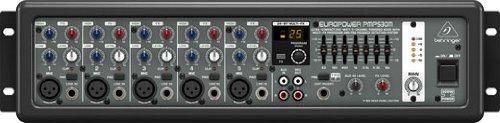 Behringer PMP530M EUROPower Ultra-Compact 300-Watt
