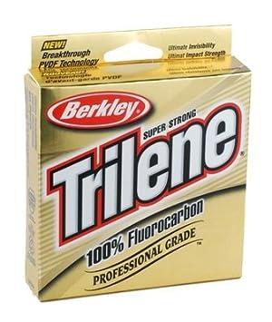 Berkley Trilene Professional Grade Fluorocarbon 200 Yd Pony Spool