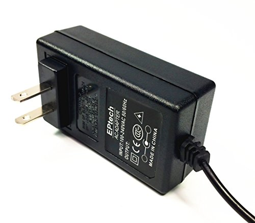 eptech 6 5 ft extra long ac dc adapter for technics sx p30 sxp30 sx p50 sxp50 digital piano. Black Bedroom Furniture Sets. Home Design Ideas