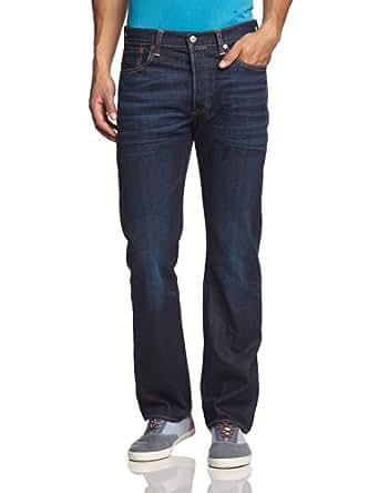 Levi's® 501 - Homme - Bleu (Blue Lane) - FR : W28/L32 (Taille fabricant : W28/L32)