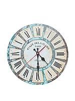 LO+DEMODA Reloj De Pared Café De La Gare