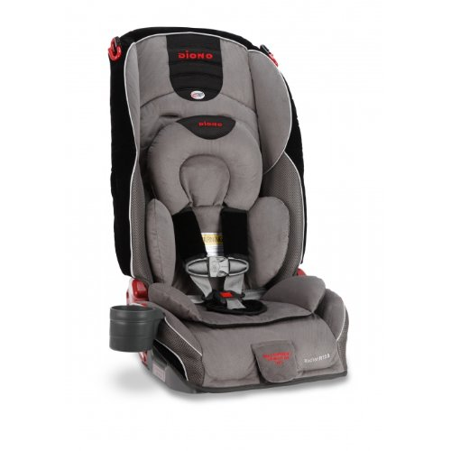 Diono Radian R120 Convertible Car Seat Plus Booster, Storm front-767830