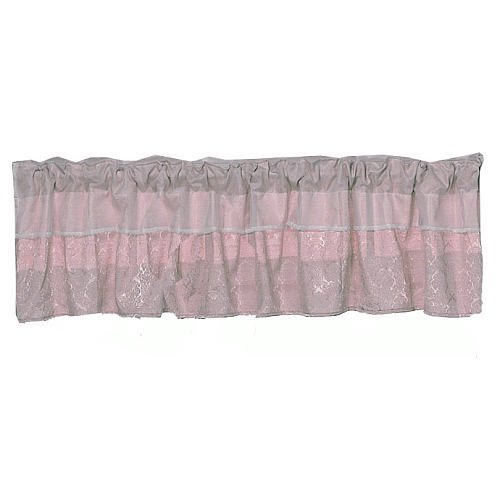 Baby Doll Bedding Queen Valance, Pink