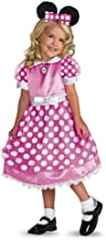 Disguise Costumes Minnie Mouse Clubhouse, Pink Costume, Medium (3T-4T)