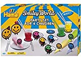Hama Beads Smiley World Party Activity Set with 4 Placing