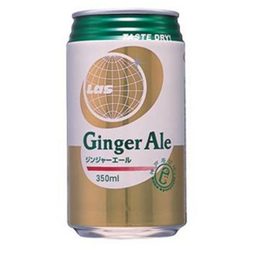 Kobe kyoryuchi LAS ginger ale 350ml×24 book