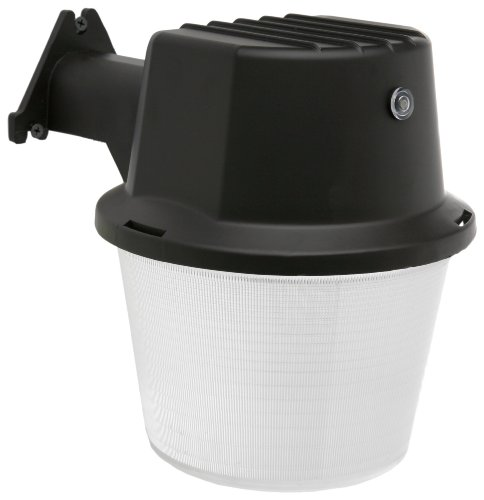 Designers Edge L-1698-42W-BR 42 Watt Fluorescent Security Light with 6-Inch Acrylic Reflector (Bronze)