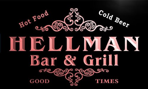 u19642-r-hellman-family-name-gift-bar-grill-home-beer-neon-light-sign-enseigne-lumineuse