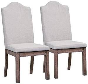 Vintage Parsons Chair [Set of 2]