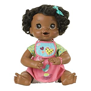Baby Alive My Baby Alive Doll - African American: Amazon ...