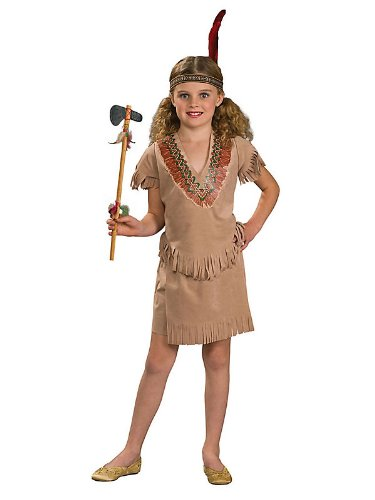 Native American Girl Costume for Kids