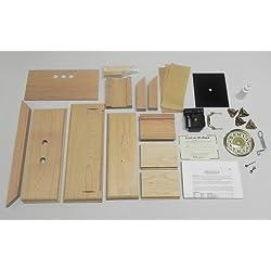 The Bedford II Mantel Clock Kit