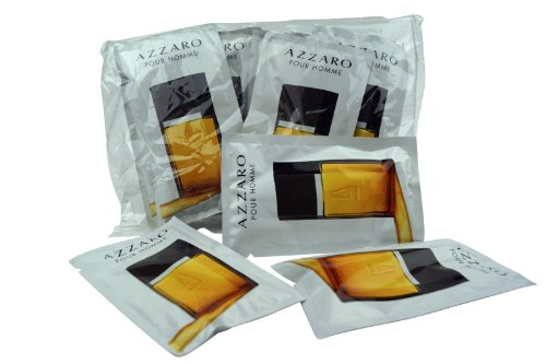 Azzaro Pour Homme EDT Vials 1.5 ml each