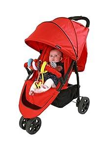 Red Kite Push Me Urban Stroller (Poppy) from Red Kite