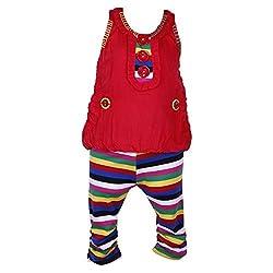 Wish KaroCasual wear top and capri setCSL92