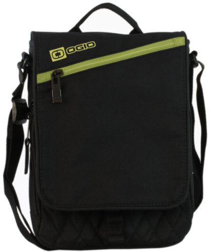 Ogio Module Padded Sleeve for iPad 4, iPad 2, kindle, tablet, eReader - Wasabe (Ogio Module Tablet Messenger Bag compare prices)