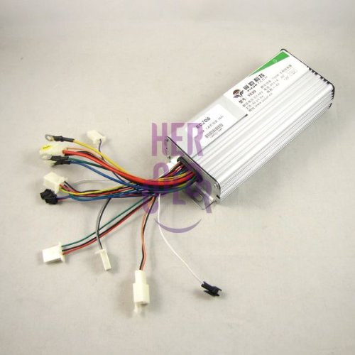 48V 750W Brushless Motor Controller For Electric Bicycle & Scooter