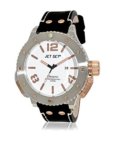 Jetset Reloj con movimiento cuarzo japonés Man J36103-167  52 mm
