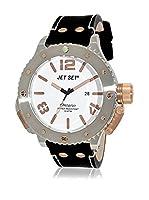 Jet Set Reloj con movimiento cuarzo japonés Man J36103-167 50 mm