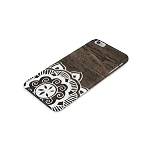 Cover Affair Mandala Printed Back Cover Case for Apple iPhone 6S