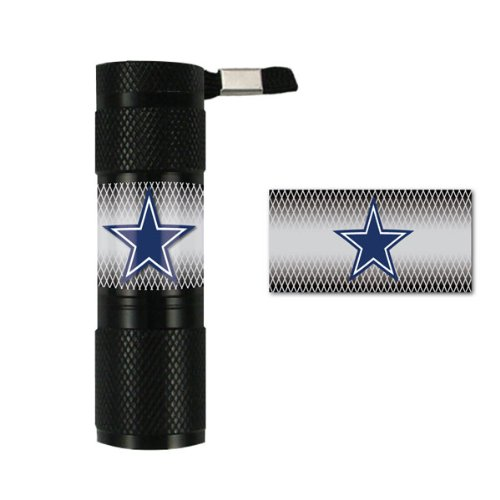 Nfl Dallas Cowboys Led Flashlight, Small