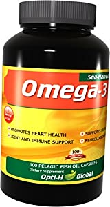 Best Fish Oil Capsules ✚ Best Omega 3 Supplement & Fish Oil ✚ Easy To Swallow Fish Oil Omega 3 6 9 Capsules Provide More Super Omega 3 6 9 Benefits In Fewer Servings ✚ Supports Increase Cognitive Function ✚ Shrink Wrapped For Your Protection - Protect Your Health and Wallet With Our 90-Day No-Questions Asked Guarantee!