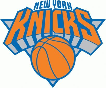New-York Knicks NBA logo wall decal sticker. 3 stickers (7