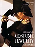 img - for Costume Jewelry in Vogue by Jane Mulvagh (1988-09-01) book / textbook / text book