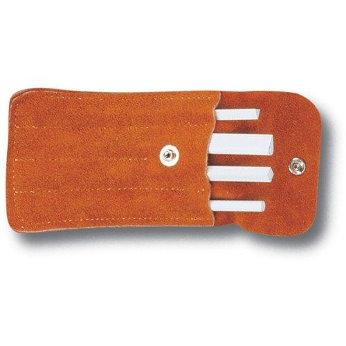 Lowest Price! Spyderco Ceramic File 4 Piece Set w/ Leather Pouch