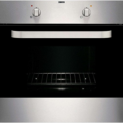 Zanussi ZPGF4030X Built-in One Pack Electric Oven + Gas Hob in Stainless Steel