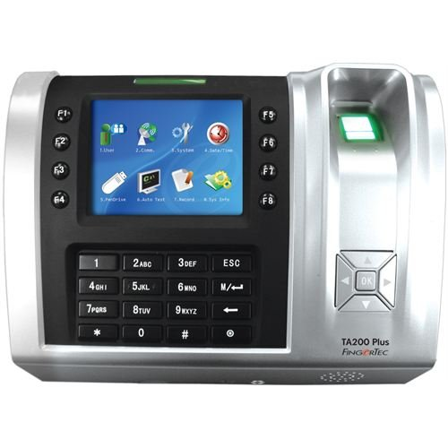 FingerTec Time Attendance TA200 Plus Color Fingerprint
