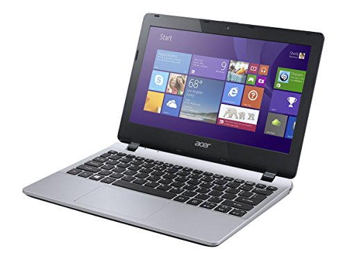 Acer Aspire NX.MQVAA.001 11.6-Inch Laptop (Silver) (Acer Laptop Windows 7 compare prices)