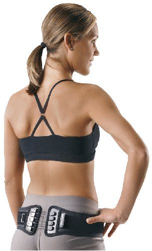 The BOA SI Belt stabilizes the sacroiliac joint to reduce pain and swelling.