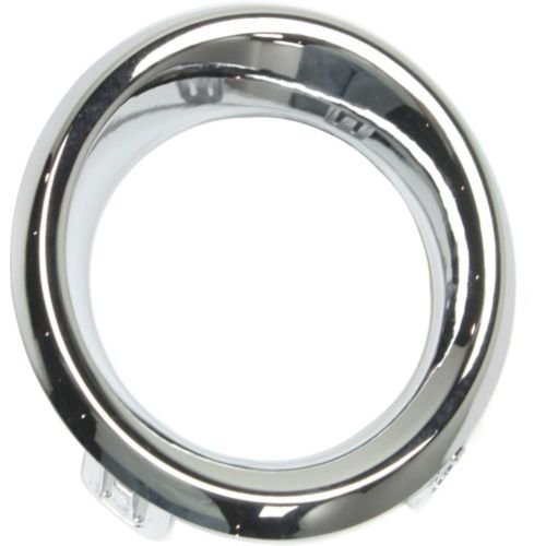 Perfect Fit Group REPM108006 - Mazda 3 Fog Lamp Molding LH, Ring Bezel, Chrome, Sedan/ Hatchback (Mazda 3 Fog Lamp compare prices)