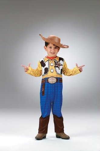 Costumes For All Occasions Dg5231L Toy Story Woody Std 4 To 6