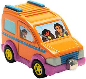 Take Along Dora The Explorer Family Van - 1