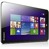Lenovo Miix2 8-inch Tablet (Silver) - (Intel Atom 1.33GHz, 2GB RAM, 32GB eMMC, WLAN, BT, 2x Camera, Windows 8.1)
