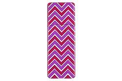 EMTEC Fashion Swivel 8 GB USB 2.0 Flash Drive, Pink Zigzag