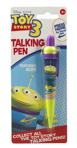 Toy Story 3 Talking Pen, Alien (66598)