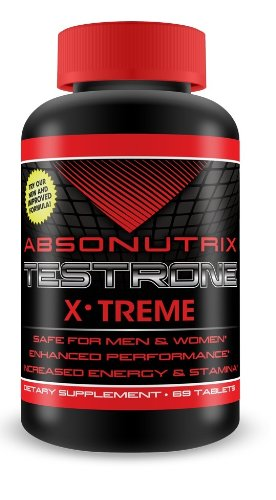 Absonutrix Men/Women Xtreme Stamina Testrone