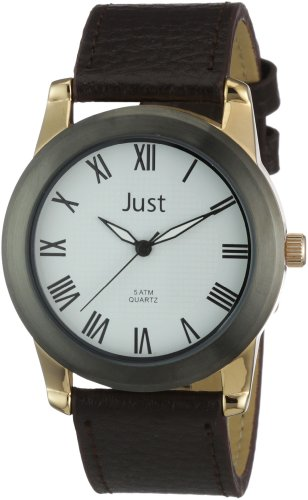 Just Watches 48-S10122RD-WH - Orologio uomo