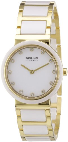 Bering Time Women's Analogue Quartz Watch 10729-751 Ceramic