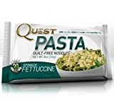 Quest Pasta - Shirataki Noodles - Spinach Fettuccine (226g)