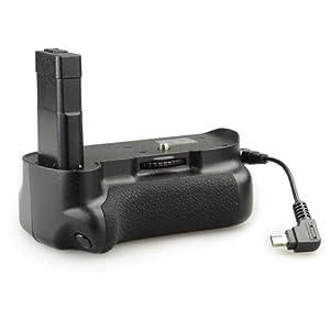 Meike MK D5200 Grip Batterie pour Nikon D5200 Noir: High