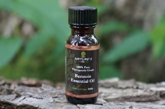 Nature39s Oil 15 ml Benzoin Essential Oil 100 Natural