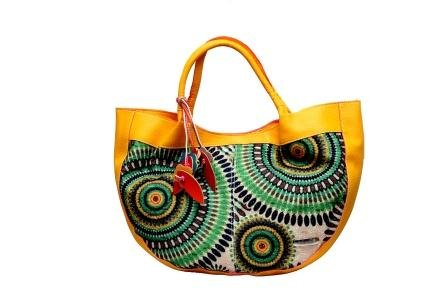 Murcia Murcia Hand Bag (Yellow)