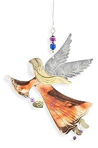 Pilgrim Imports Free Spirit Angel Fair Trade Ornament