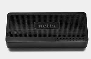 Netis 8 Ports 10/100 Unnamaged desktop Switch